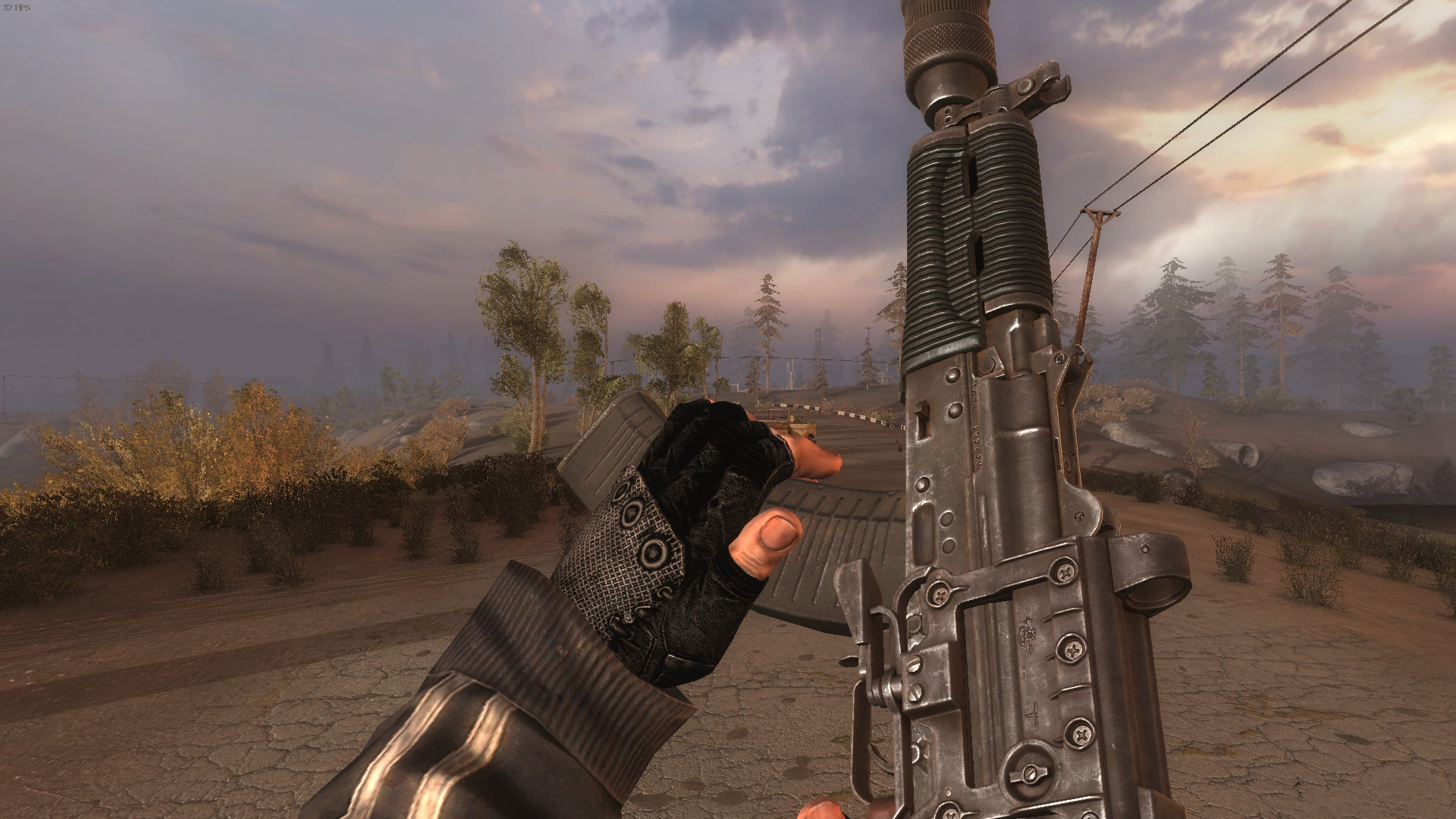 S.T.A.L.K.E.R. Call of Pripyat Weapon Pack 2.9 + AtmosFear 3 + Spawn Mod