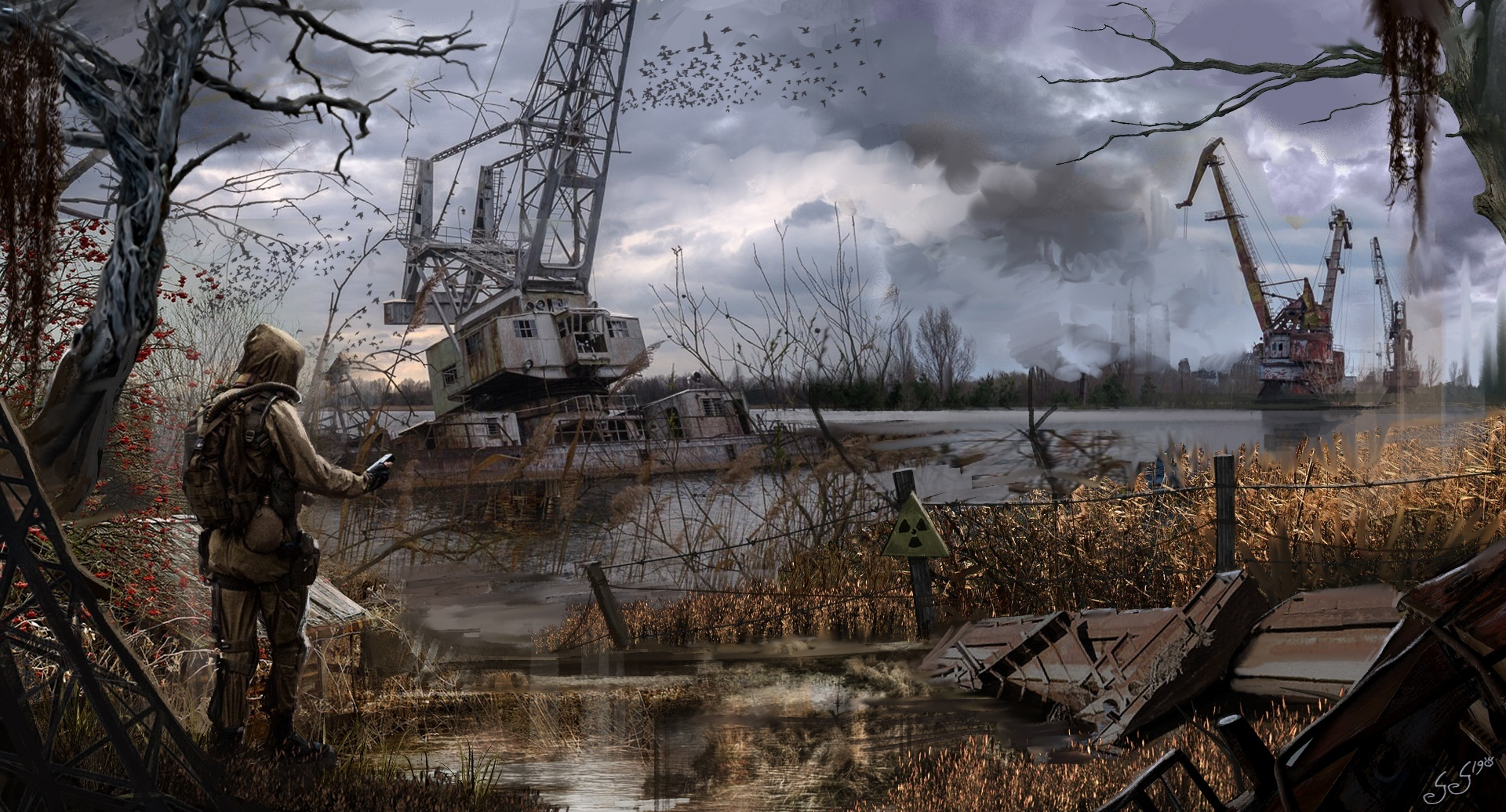 S.T.A.L.K.E.R.: Call of Pripyat - Живая Зона
