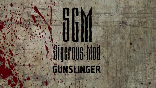 Sigerous Addon for Gunslinger